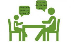 Mom, do you even know me_
