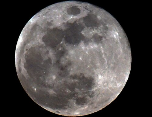 November Full Moon Penumbral Lunar Eclipse in Gemini 2020