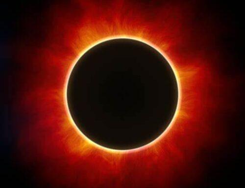 December 2020 Sagittarius New Moon Total Solar Eclipse