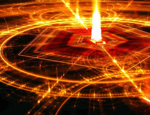 July Flaming The Heat of Transmutation 2021